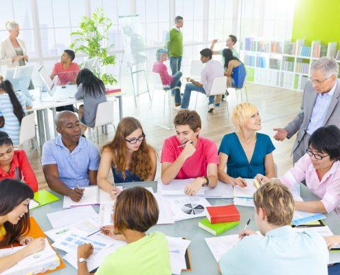 opleiding voor coaches in het onderwijs